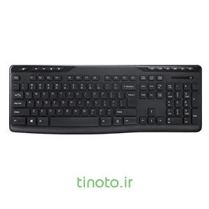 کیبورد و موس وایرلس تسکو Keybord & Mouse TSCO TKM-7108W