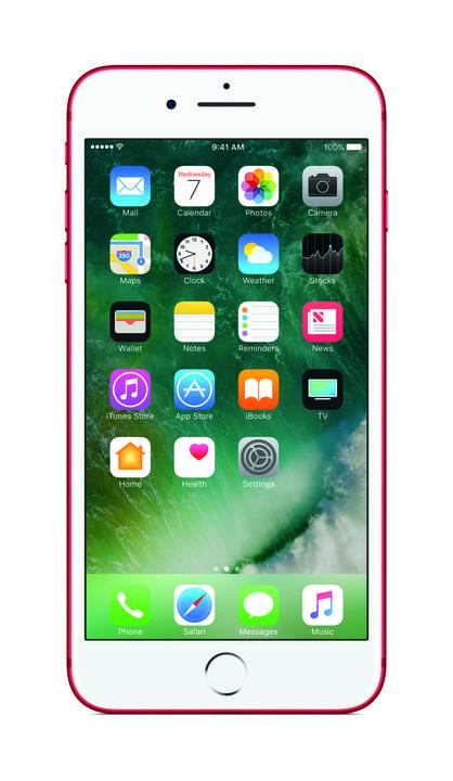 گوشي موبايل اپل مدل Apple iPhone 7 Product Red 128 GB Mobile Phone ظرفيت 128 گيگابايت