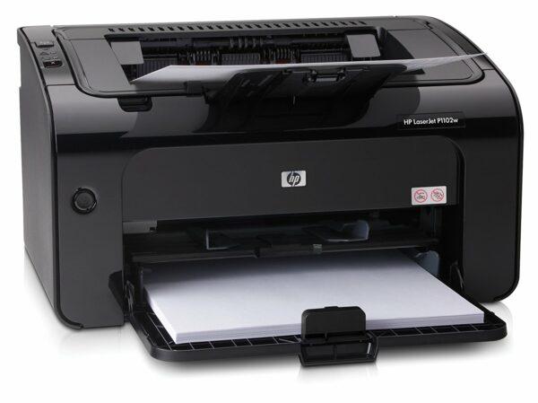 پرینتر لیزرجت 1102 اچپی Printer HP P1102 Laser Printer
