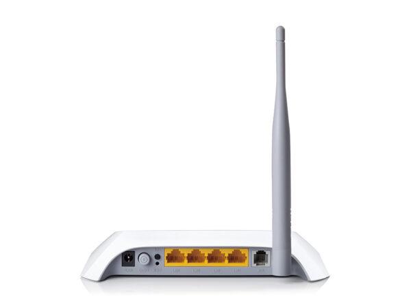 مودم تی پی لینک وایرلس ADSL2 PLUS مدل TD-W8901N