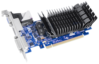 کارت گرافیک 1 گیگ ایسوس ASUS 210 1GB 64-bit DDR3