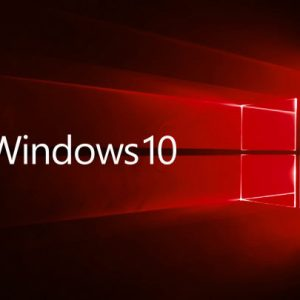 ویندوز 10 Windows RED STONE