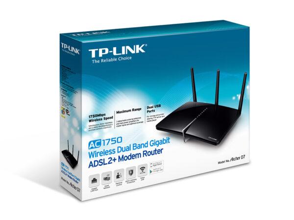 TP LINK Archer D7 AC1750