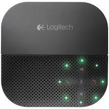 Speaker Logitech P710e Mobile USB Black